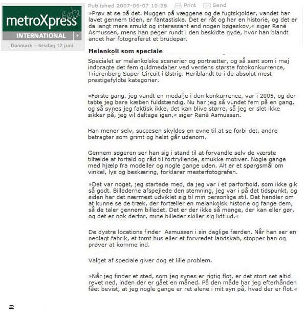 metroexpress foto artikel dk