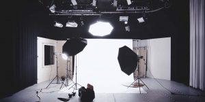 I lære som fotograf